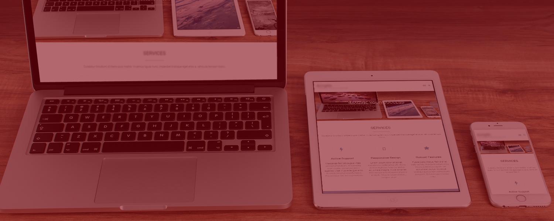 Sites Modernos e Responsivos