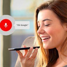 Converta sua voz em mensagem de texto