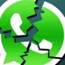 Link do WhatsApp parou de funcionar na versão web